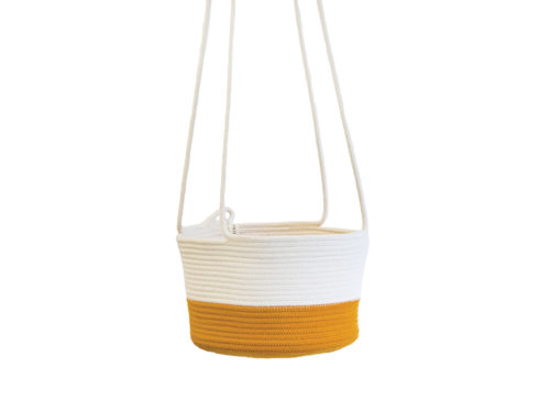 hanging cotton planter