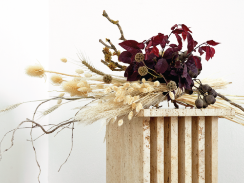 Opus Botanical Florist Dehydrated Dry Bouquet